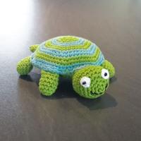 Mönster till sköldpaddan