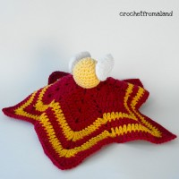 Golden snitch lovey