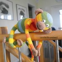 Stripes the Monkey