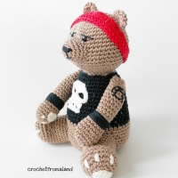 Punk Rock Bear